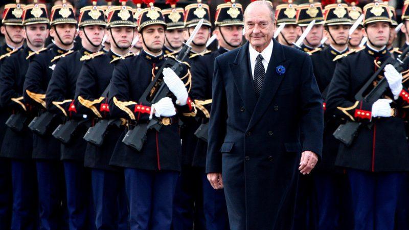 Fallece Chirac