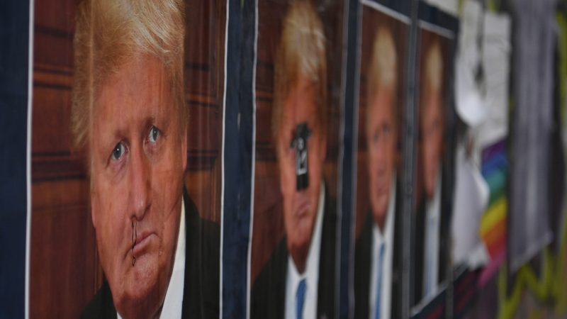 Trump, Johnson y le mito de Prometeo