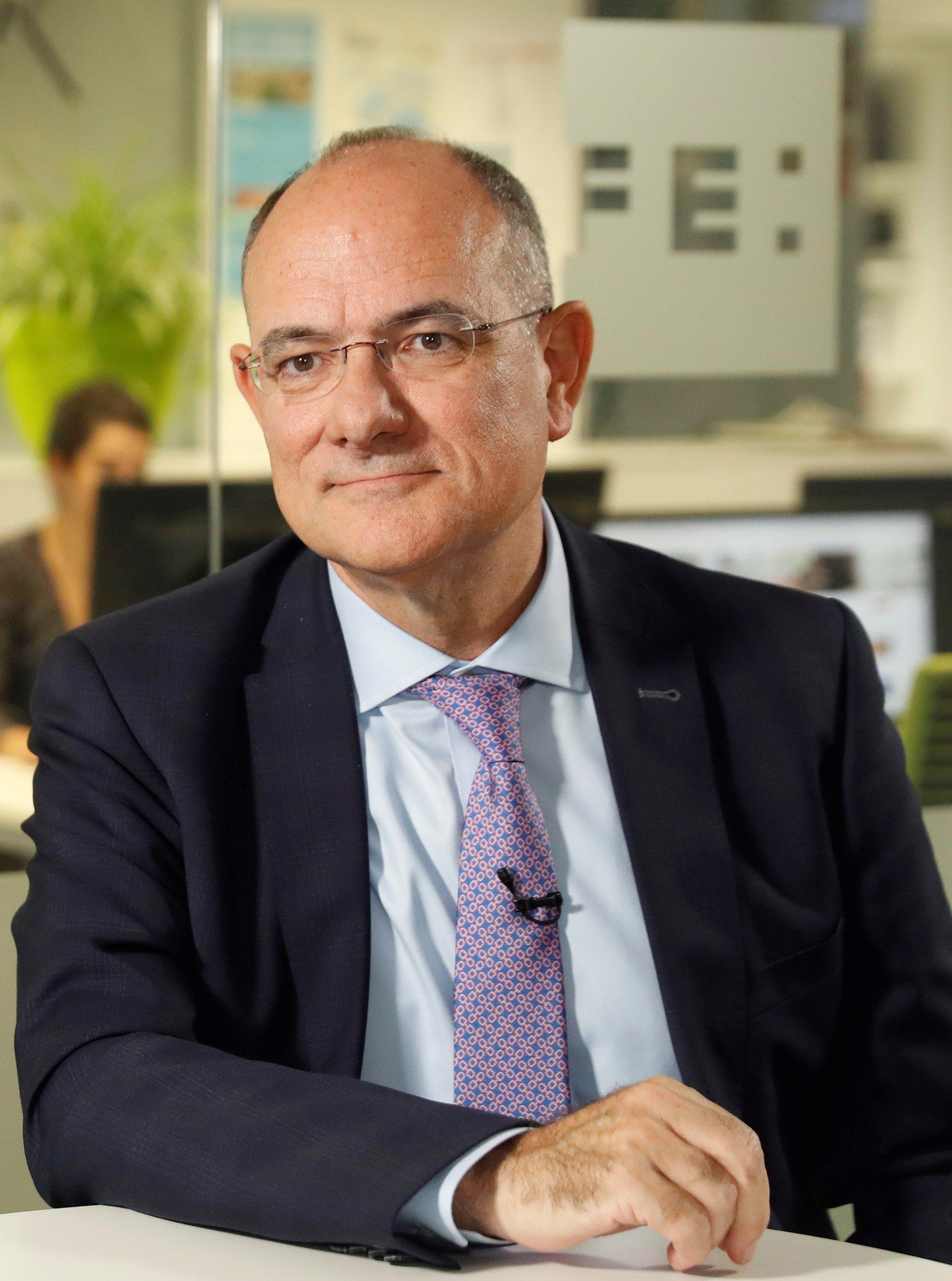 """Jaume Duch, portavoz del PE, la UE tiene que """"dejar el 'brexit' atrás"""""""