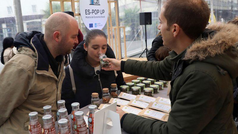 """""""ES-POP UP"""", encuentros efímeros a favor de la economía social y cooperativa"""