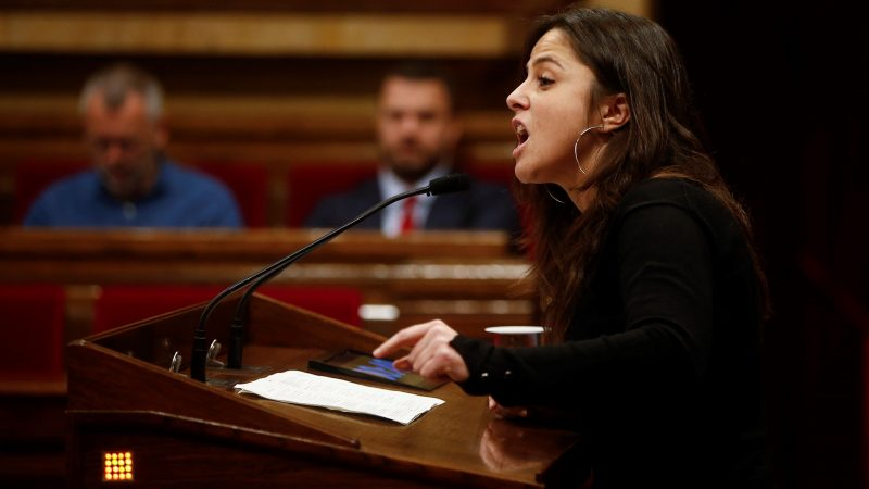 Pleno del Parlament debate una moción de la CUP sobre autodeterminación