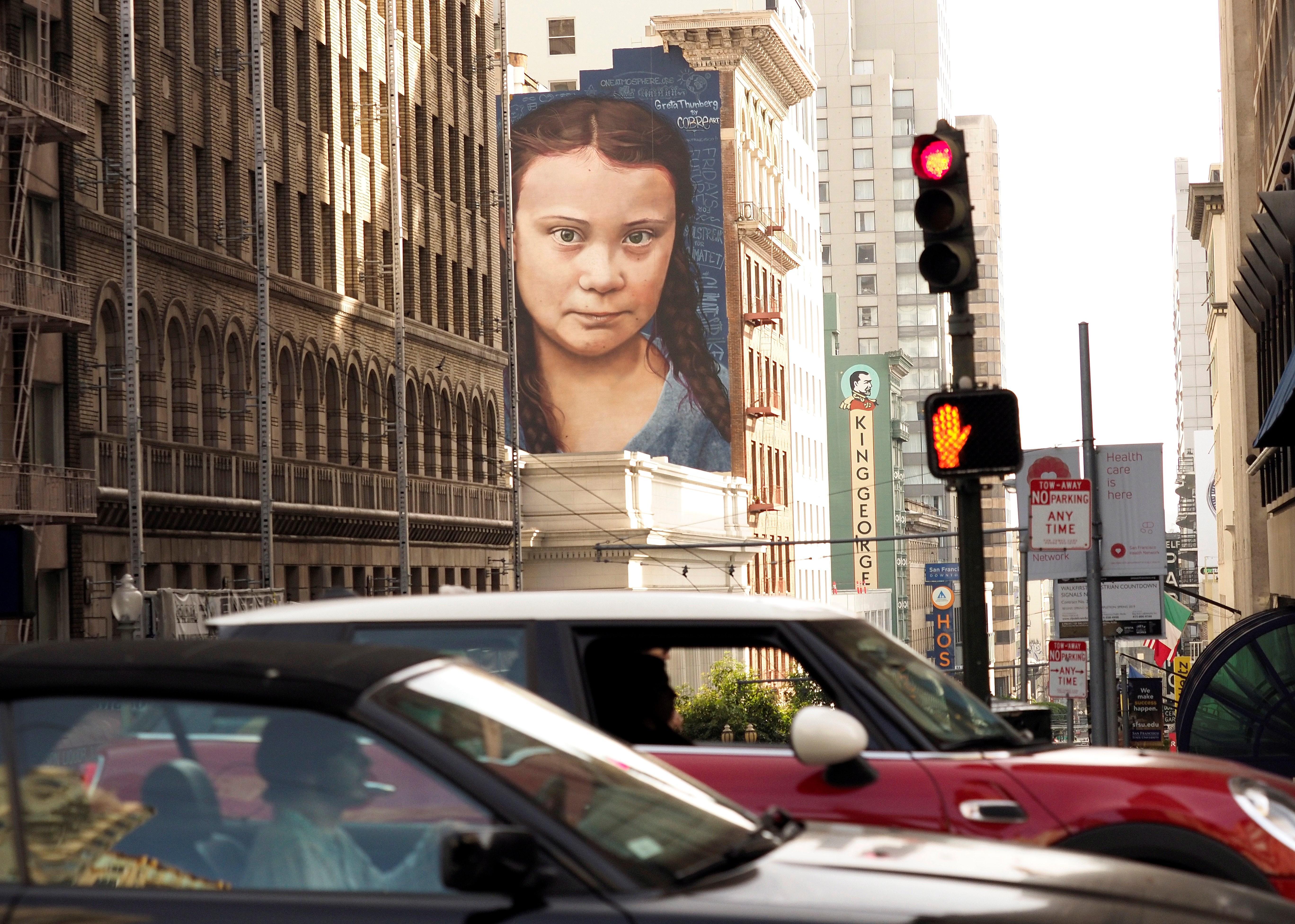 Greta Thunberg viaja a España en un catamarán de unos youtuber australianos