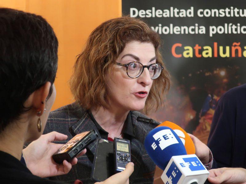 """Coloquio """"Cataluña, deslealtad constitucional y violencia política"""""""