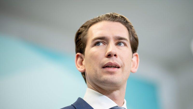 Conservadores y ecologistas iniciarán negociaciones de coalición en Austria