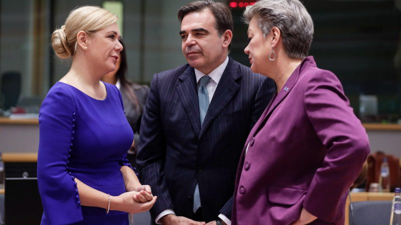 Reunión en Bruselas