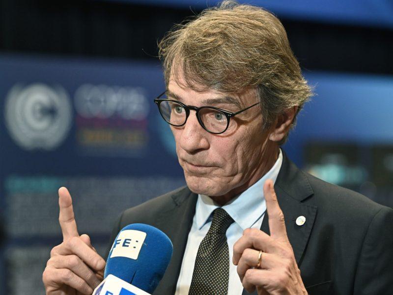 El presidente del Parlamento Europeo: Europa necesita gobiernos estables