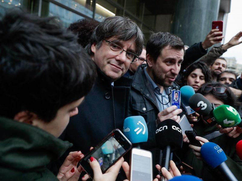 La Eurocámara reconoce a Junqueras, Puigdemont y Comín como eurodiputados