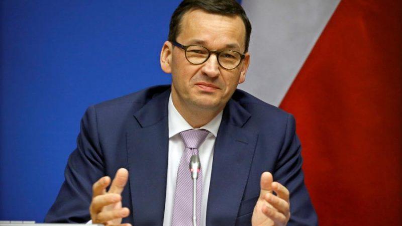Mateusz Morawiecki h