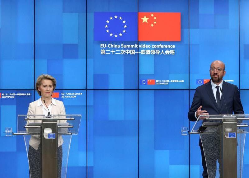 UE-China