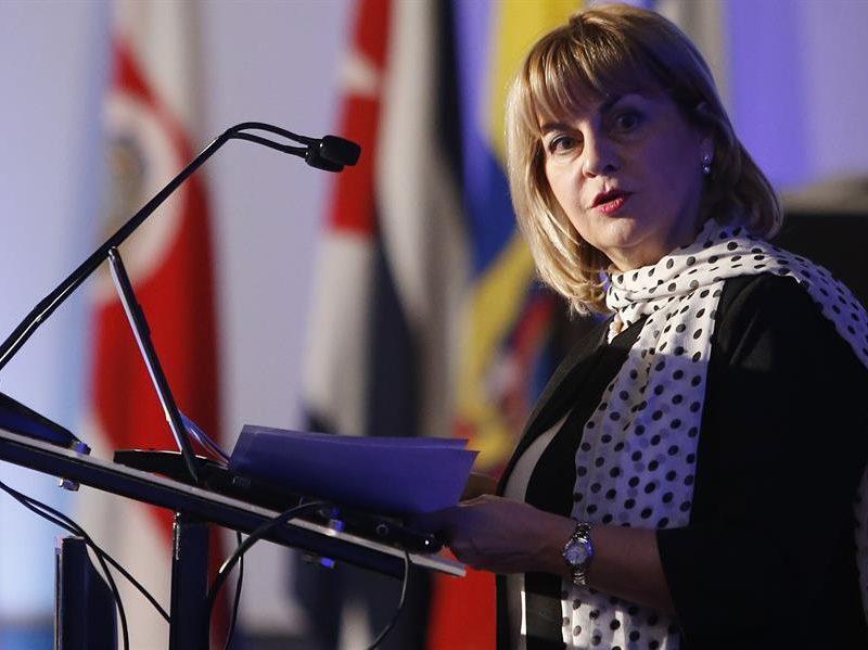 embajadora UE